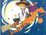 .Flying High-Halloween Night.