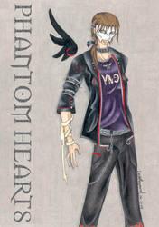Phantom Hearts -Erik- by OmegaDevin