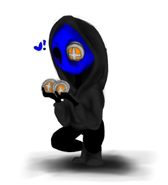 Eyeless Jack Pointssss by Niryastare