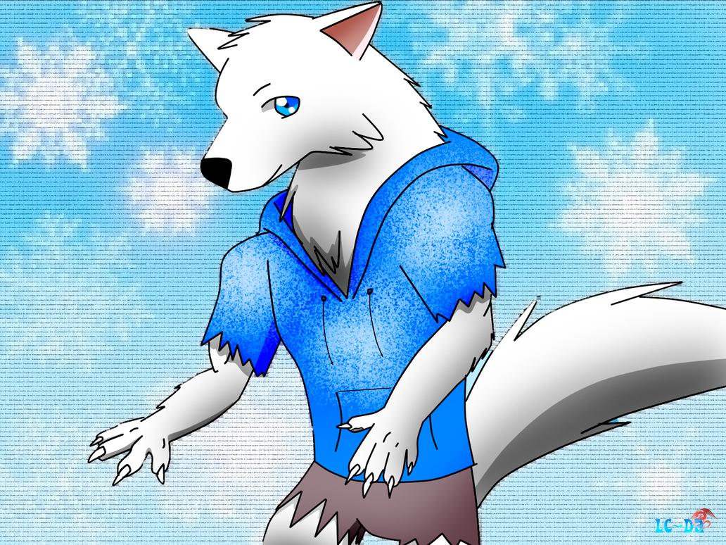 Werewolf Jack Frost :-) by JackFrost-LCDA