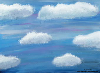 Sky Background (for Storybook) by Kitsuraki