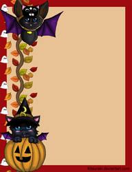 Halloween Paper by Kitsuraki