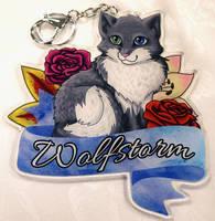 Wolfstorm Badge