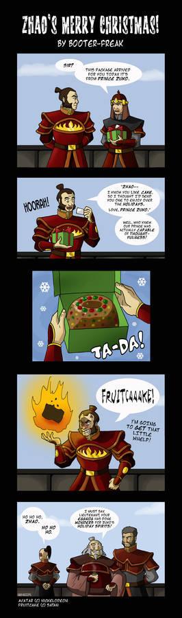 Zhao's Merry Christmas