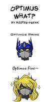 Optimus What