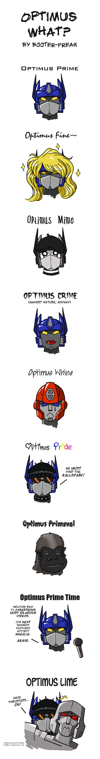 Optimus What by Booter-Freak