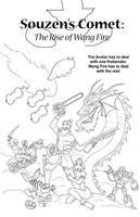 WIP Avatar Fanart Contest by Booter-Freak