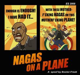 NAGAS on a PLANE