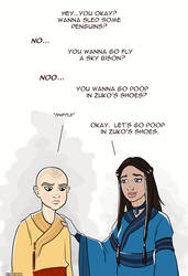 Cheer Up Emo Aang