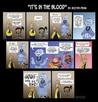Korra: In The Blood by Booter-Freak