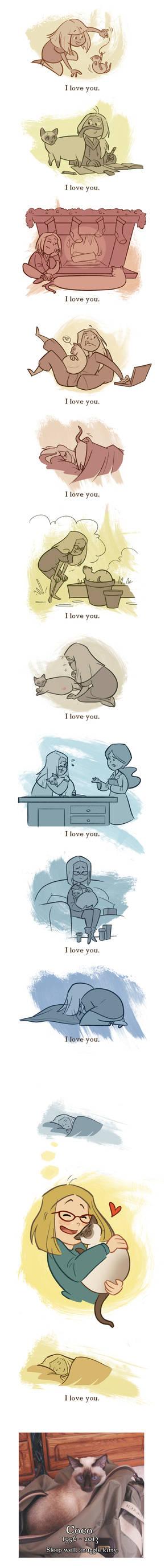 I Love You, Coco