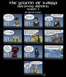 Avatar: LOK Discovers Shipping Season 3