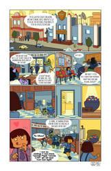 UNDERCOP pg 1 by Booter-Freak
