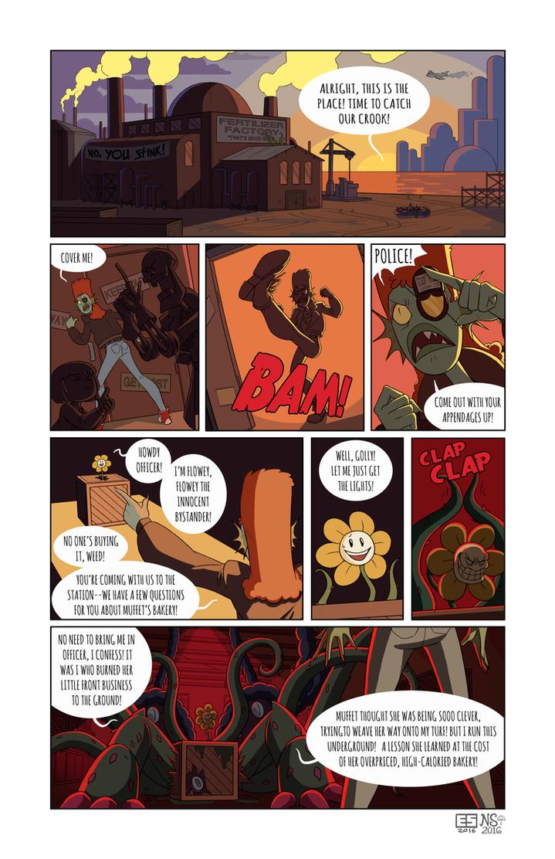UNDERCOP pg 9 by Booter-Freak
