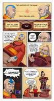 Game Masters: Iroh VS Gyatso