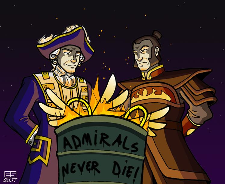 Admirals Never Die by Booter-Freak