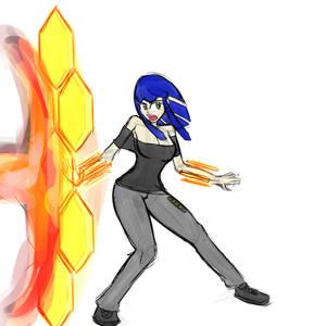 Kaede's Shield