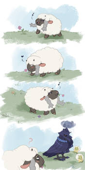 Wooloo's Gift pt. 1
