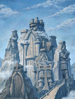 Dammerhall - Lost Kingdom of the Dwarves by SpiralMagus
