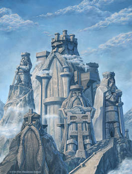 Dammerhall - Lost Kingdom of the Dwarves