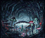 Dark Frontier - Into the Fungal Jungle