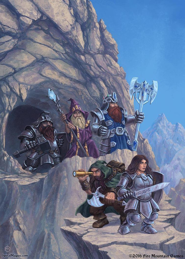 Dwarves Band Tour