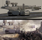 Big Tank MK 2 back sketch 1