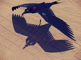 Ornithopter o/ Fremen Dune stabilization project