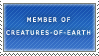 Creatures-Of-Earth stamp by LSouthern
