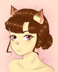 Cute cat - [Fursona]