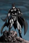 Batman 2.0 Costume Redesign