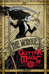 Gutter Magic Issue 2 Cover