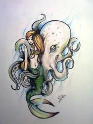 Mermaid by X-BROKEN-SOUL-X