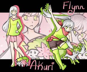 [PR] Akuri and Flynn by MarVogue