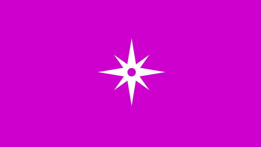 Star Sapphires Symbol Minimalistic Wallpaper By Spokethebear On