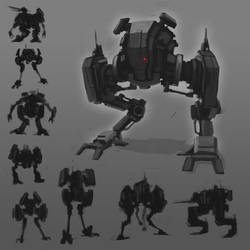 Mech thumbs by rickystinger88
