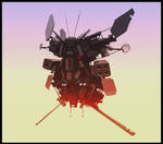 Sketch: Sentinel Mech