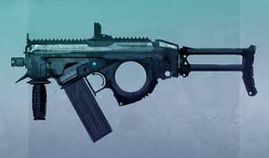 Sci Fi Gun 02