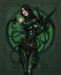 Marvel Alias : Viper (Madame Hydra)