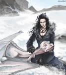 Morgana and Aithusa