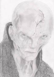 Supreme Leader Snoke by NomiDarklighter