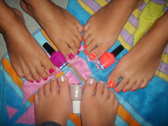 feet by starlight638