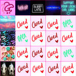 Aesthetic 'Breedable' Grid [CLOSED] by Alises-Adopts