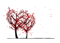 love trees by VasiDragos