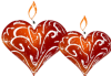 Heart Candle by VDragosPhotography