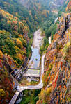 Autumn at Vidraru