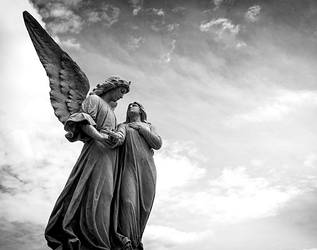 The angels cry by VDragosPhotography