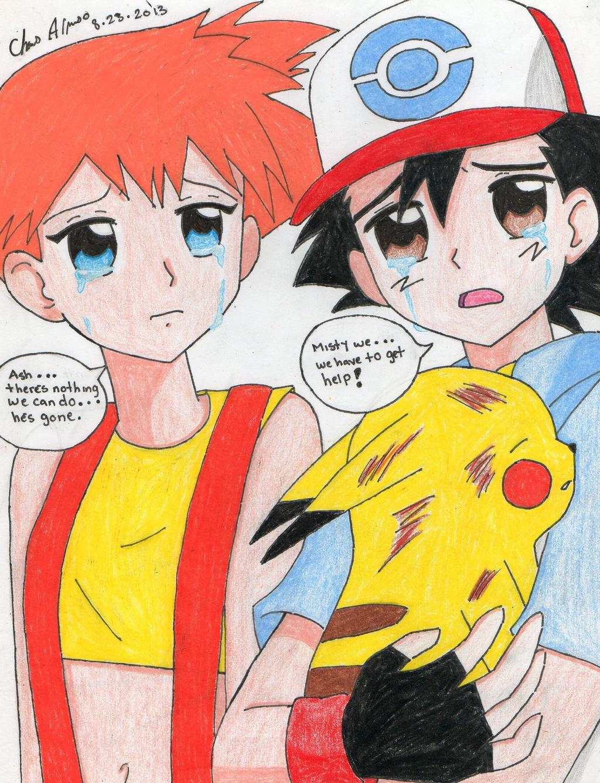 Pokemon Ash Dies Images Pokemon Images
