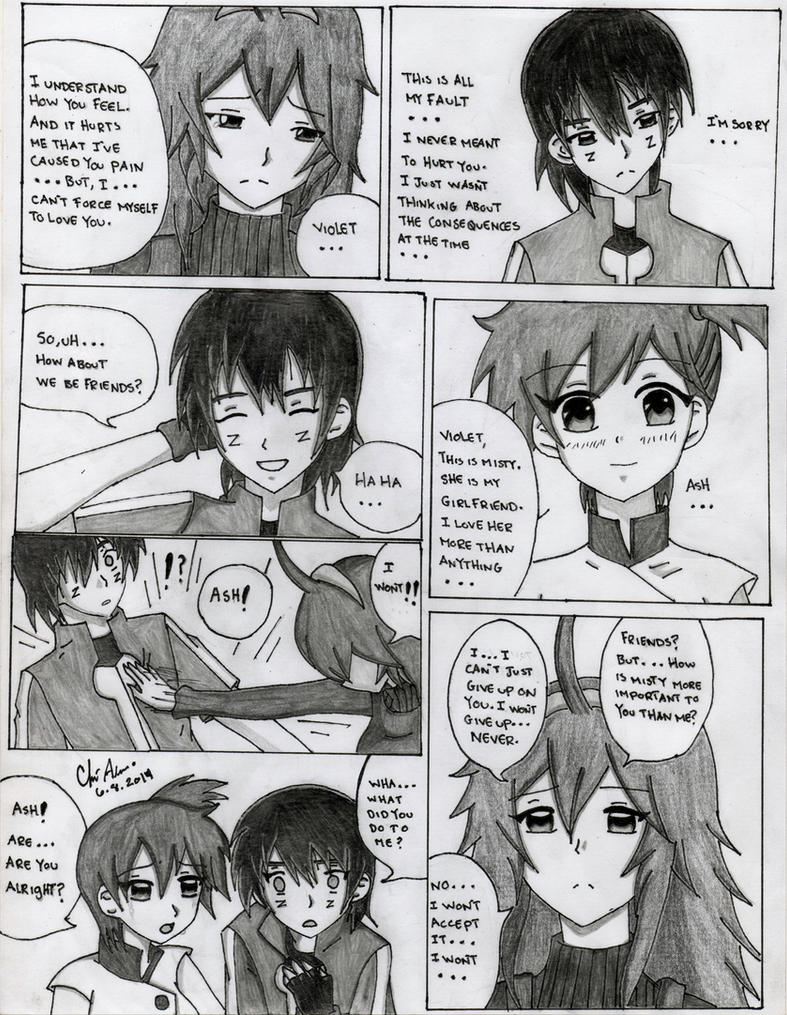 Ash x Misty: Forever Doujinshi Page 24 by Kisarasmoon