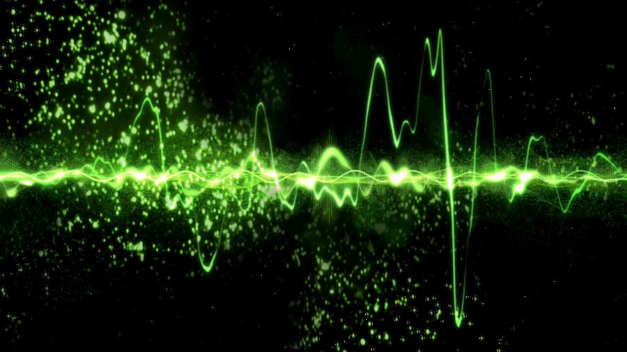 Voice waves by sillentassault
